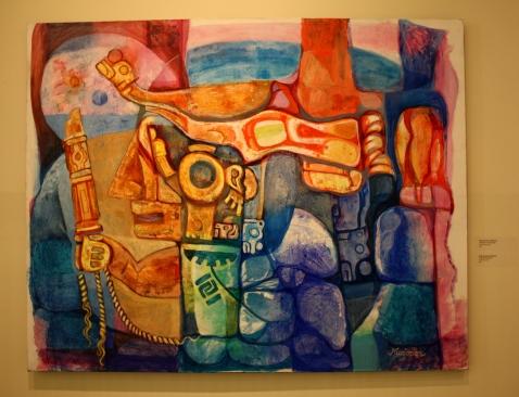 Jorge Mendoza, Transiciones de Tiwanaku